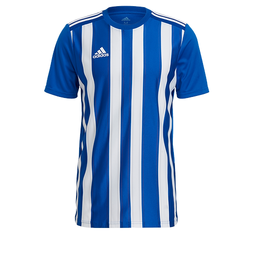 ADIDAS STRIPED 21 JERSEY ROYAL/WHITE