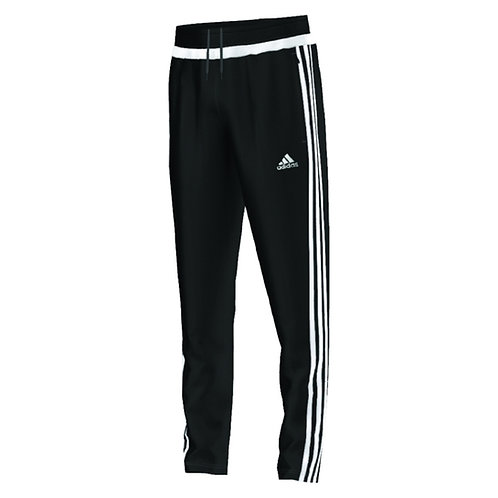 EASTS FC ADIDAS TIRO 15 TRACK PANT BLACK MENS