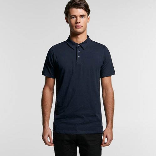 AS COLOUR CHAD POLO NAVY-MENS
