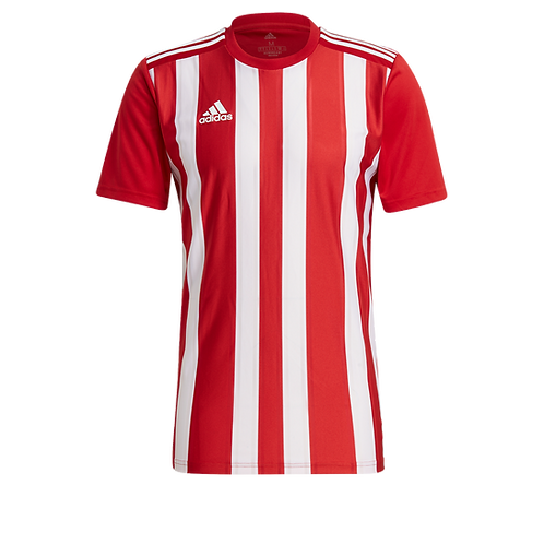 ADIDAS STRIPED 21 JERSEY RED/WHITE