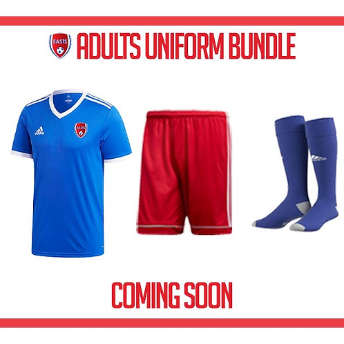 EASTS FC ADULT PLAYER BUNDLE