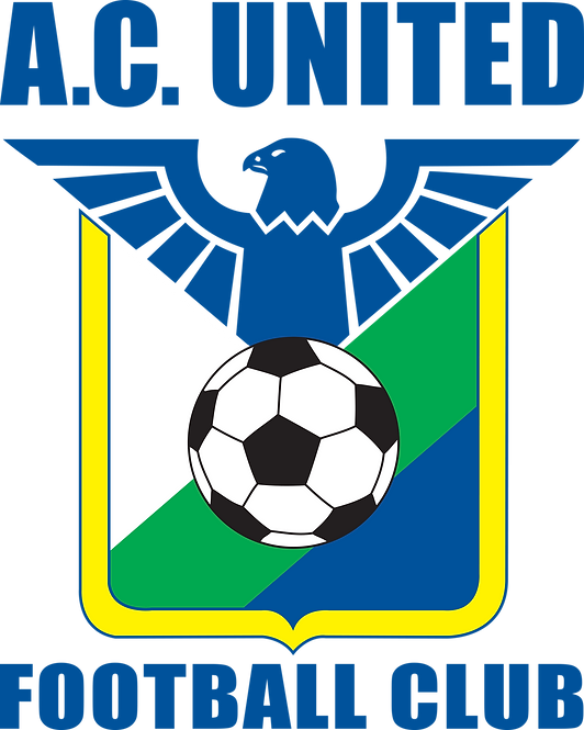 add AC UNITED CLUB BADGE