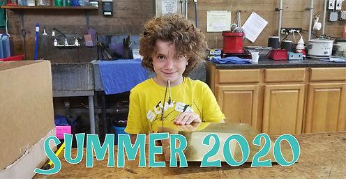 Youth Summer Programs, Kids Summer Art Classes
