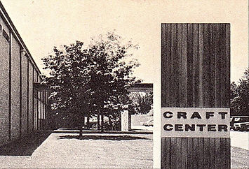 About the Worcester Center for Crafts, History of the Worcester Center for Crafts