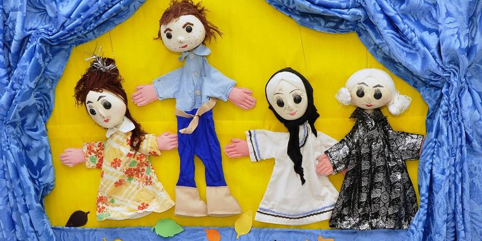 Puppet Making Workshop - FREE