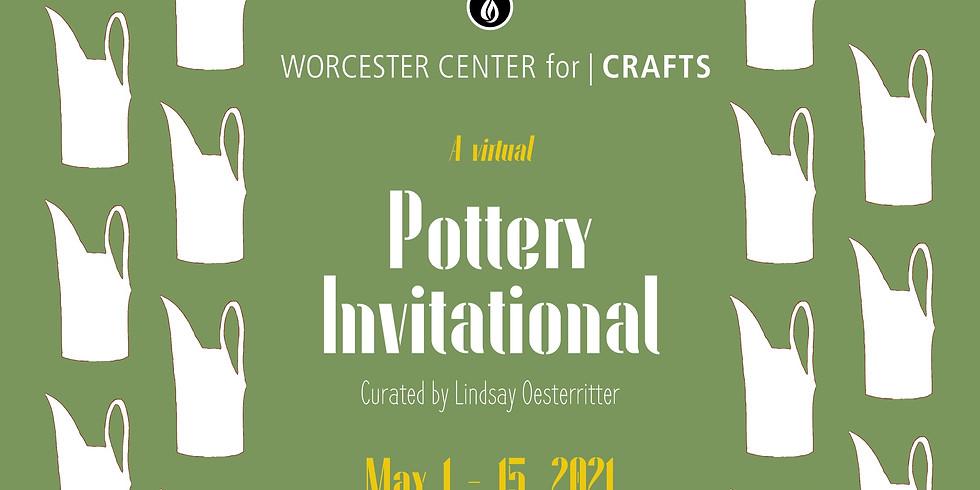 A Virtual Pottery Invitational