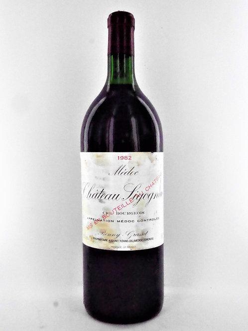 Château Sigognac 1982 Médoc - Magnum
