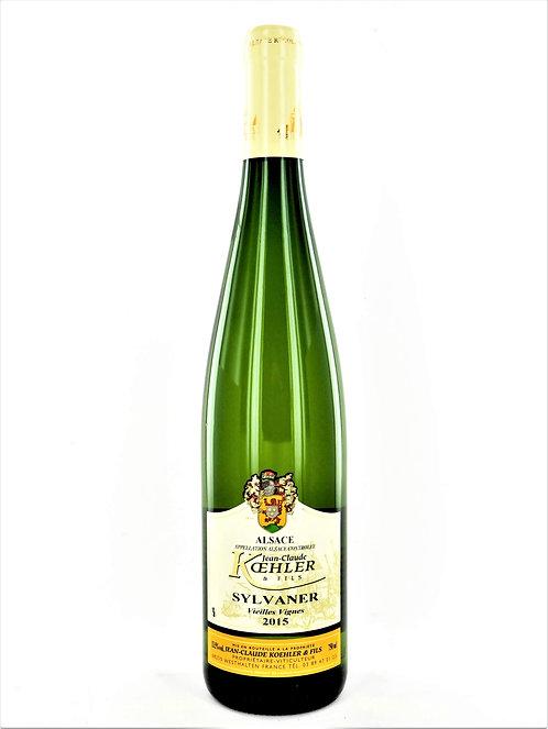 Sylvaner Vieilles vignes 2015 Domaine Koehler