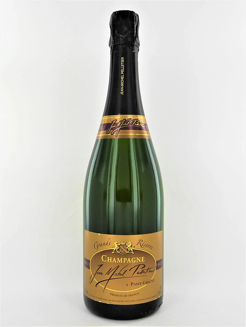 Champagne Jean-Michel Pelletier Grande Réserve Brut