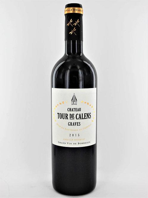 Château Tour de Calens 2015 Graves - Grand vin de Bordeaux, Famille Doublet