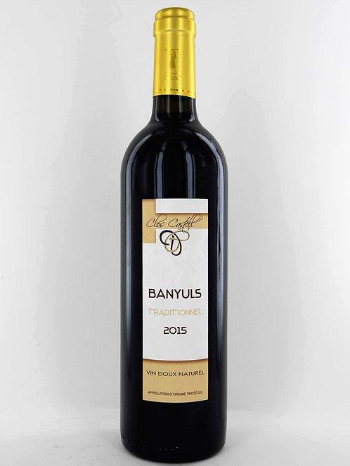 Banyuls Traditionnel 2015 Clos Castell