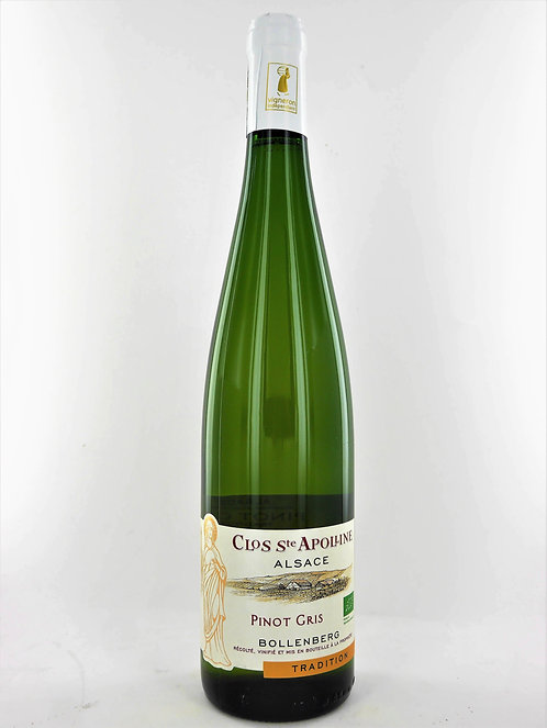 Pinot Gris Tradition 2015 Clos Ste Apolline