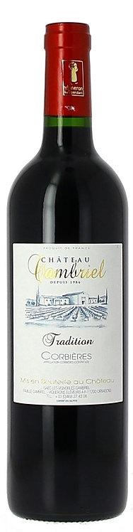 Château Cambriel 2016 Tradition Corbières