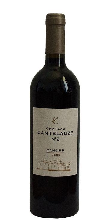 Château Cantelauze №2 2009 Cahors
