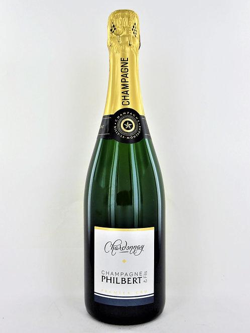 Champagne Chardonnay Brut 1er cru Philbert et Fils