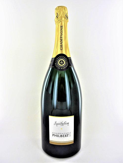 Champagne Invitation Brut 1er cru Philbert et Fils - Magnum