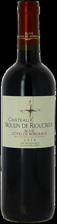 Château Moulin de Rioucreux 2015 Bordeaux - Bio