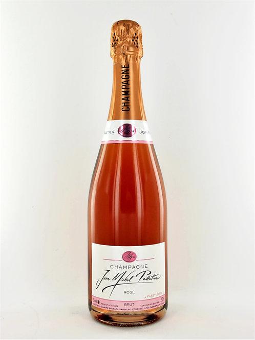 Champagne Jean-Michel Pelletier Brut Rosé