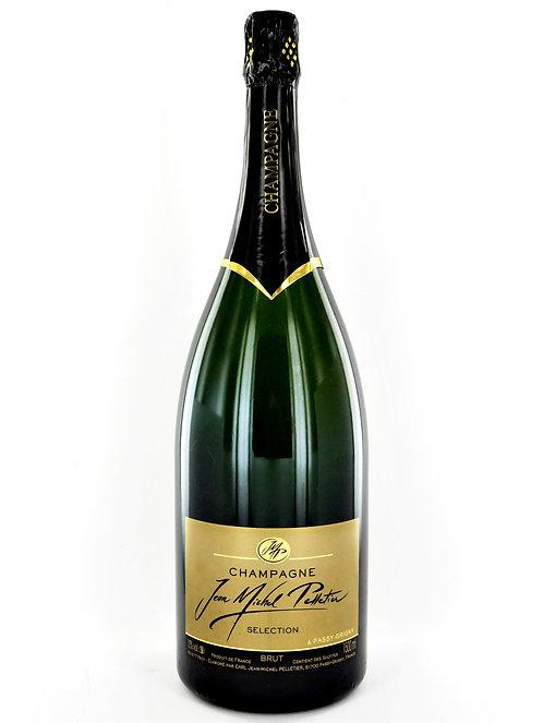 Champagne Jean-Michel Pelletier Brut Sélection - Magnum