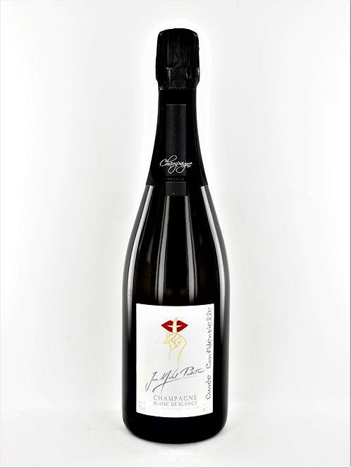 Champagne Jean-Michel Pelletier Cuvée Confidentielle, Brut Blanc de Blancs