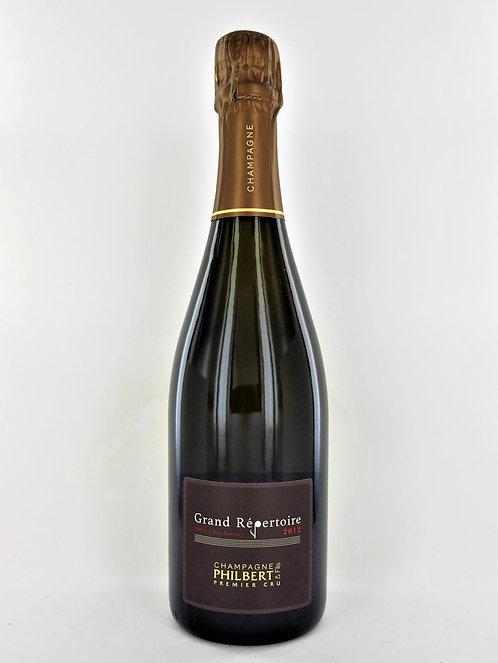 Champagne Grand Répertoire Millésime 2012 Brut 1er cru Philbert et Fils