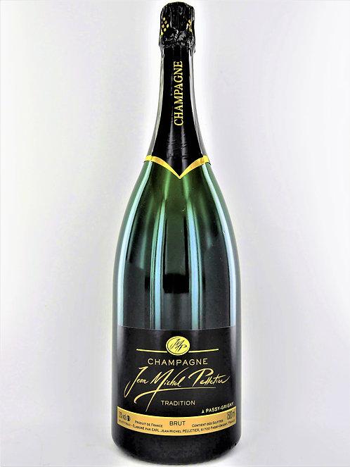 Champagne Jean-Michel Pelletier Brut Tradition - Magnum