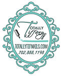 Totally Tiffany Nails logo