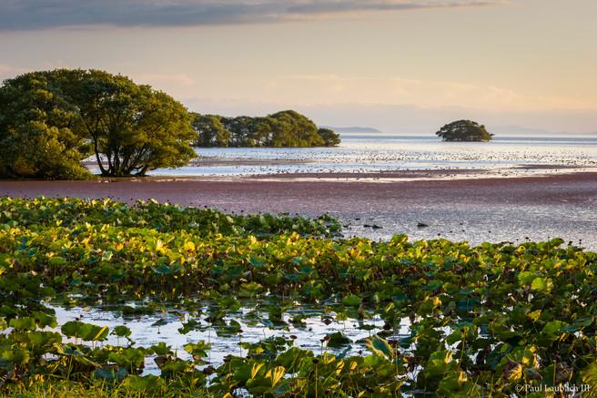 Peaceful Lake Biwa