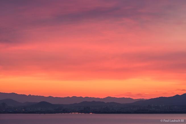 Biwako Sunrise