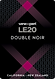 LE20 Labels Double Noir