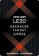 LE20 Labels Grenache Tannat Shiraz
