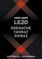 LE20 Labels Grenache Tannat Shiraz