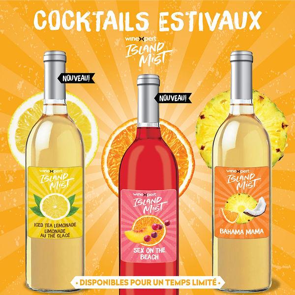 WX Island Mist  Cocktails estivaux_FB_FR