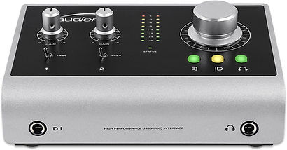 audient id14 sound card and interface