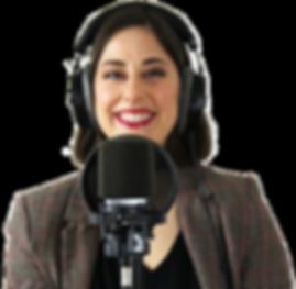 Voix off anglaise femme Stephanie MATARD