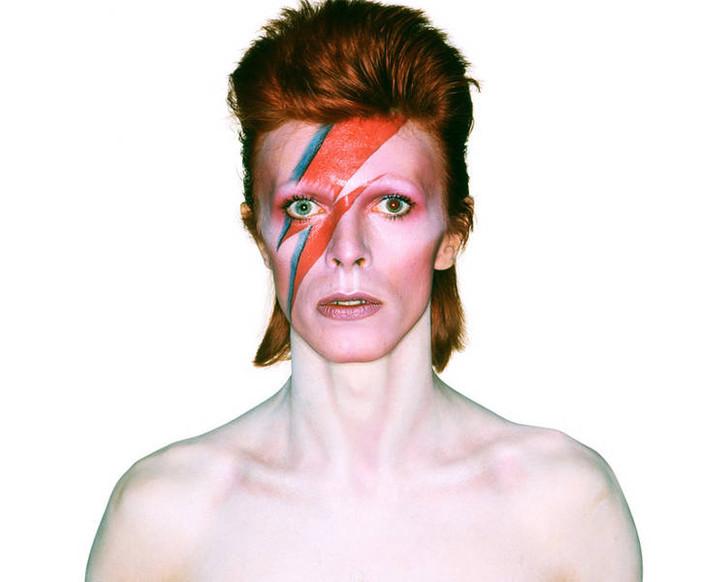 Homenaje al genio ecléctico David Bowie!