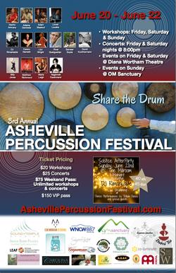 Asheville Percussion Festival