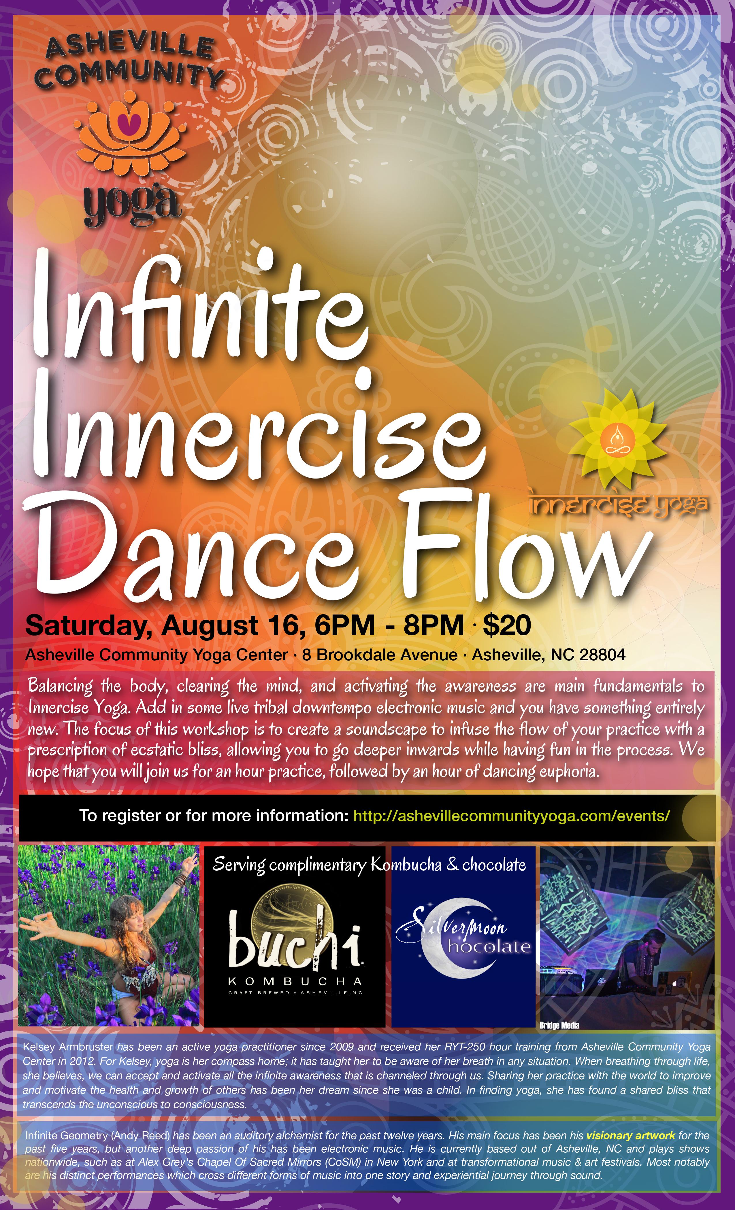 Innercise Yoga