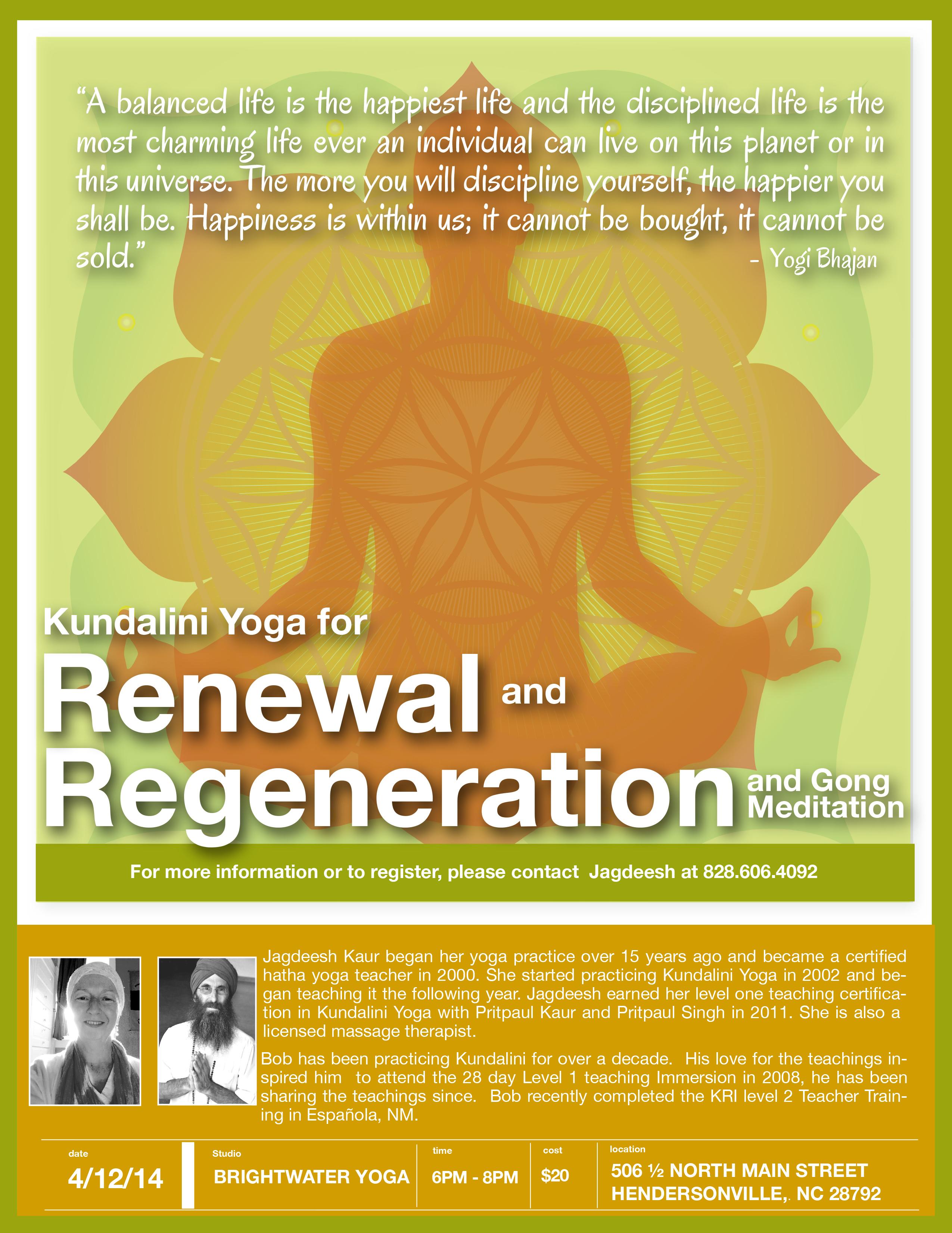 Asheville Kundalini Yoga