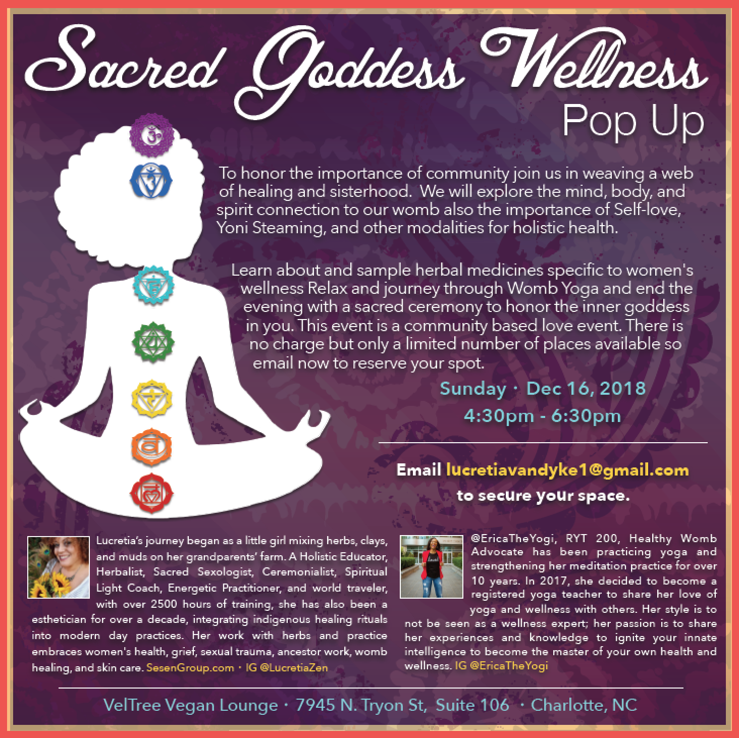 Sacred Goddess Wellness