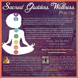 Sacred Goddess Wellness