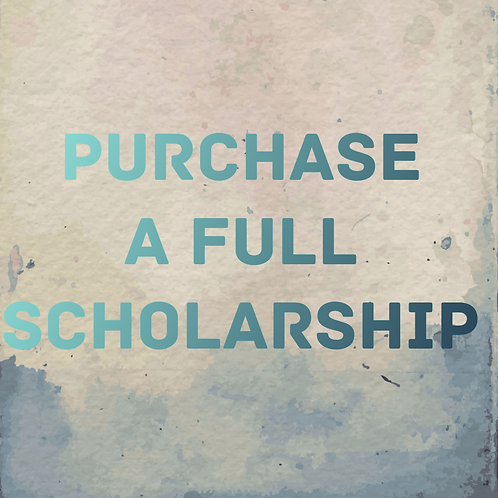 Purchase a Scholarship