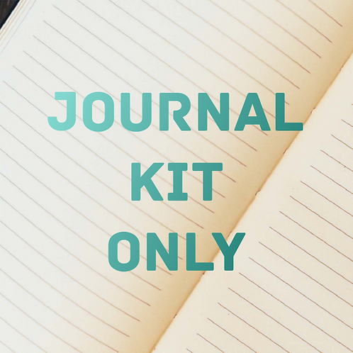 Journal Kit Only