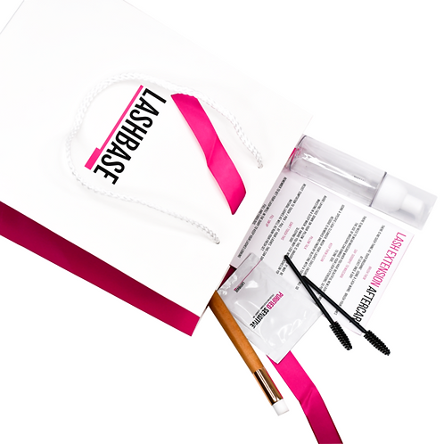 Complete Lash Extensions Aftercare Retail Kit