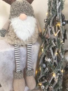 Large super soft Christmas Gonk
