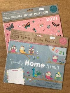 Family Planner for 2021