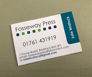 50 Business Cards Single Sided (Includes VAT)
