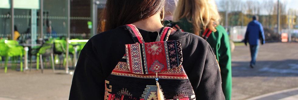 Mini Zahra | Abstract Arabic Bag
