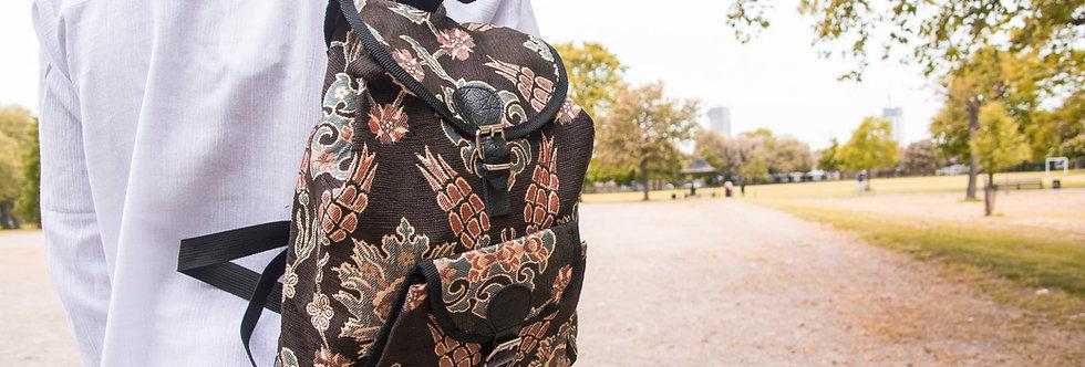 Sakeena | Abstract Arabic Bag