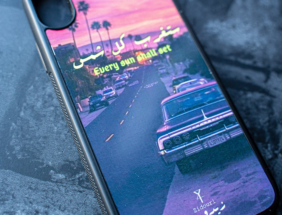 Abstract 2.0 Phone case